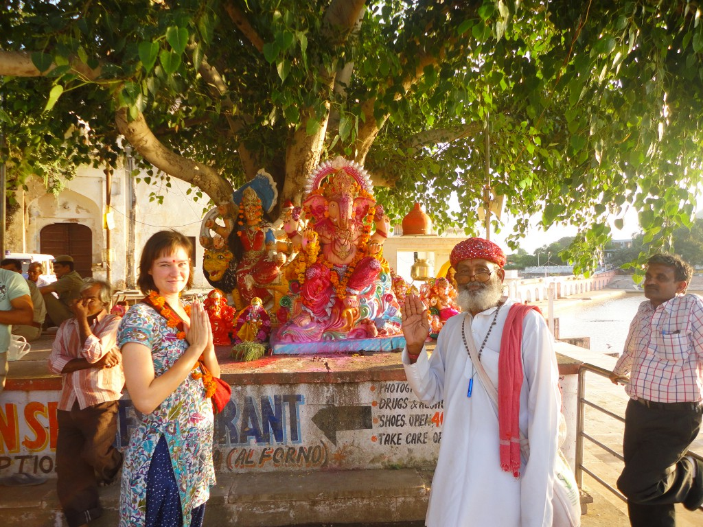 Volunteer in India and experience mythology